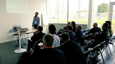 Conference Eurafibre Grand Nord IT Days 2015