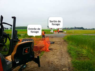 Vue global chantier Eurafibre
