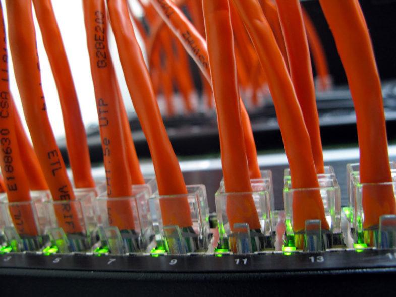 Câbles réseau Eurafibre