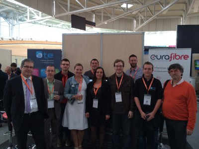 Equipe Eurafibre Grand Nord IT Days 2015