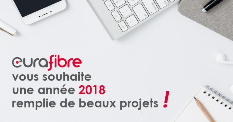 Eurafibre 2018 projets fibre optique