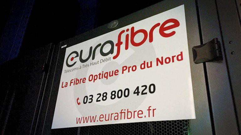 Eurafibre opérateur fibre optique datacenter Etix Lille #1