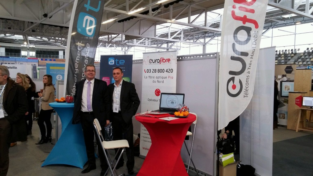 Eurafibre opérateur fibre pro Grand Nord Digital Forum