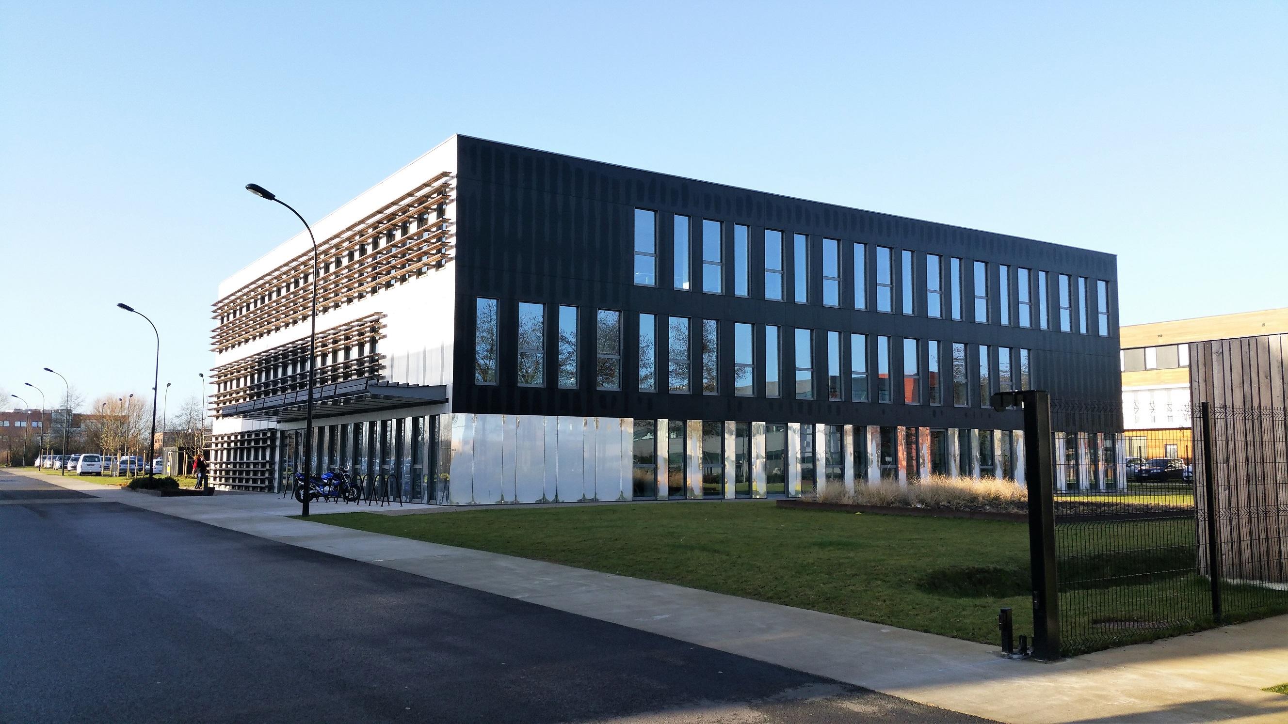 Opérateur fibre optique Haute Borne Villeneuve d'Ascq