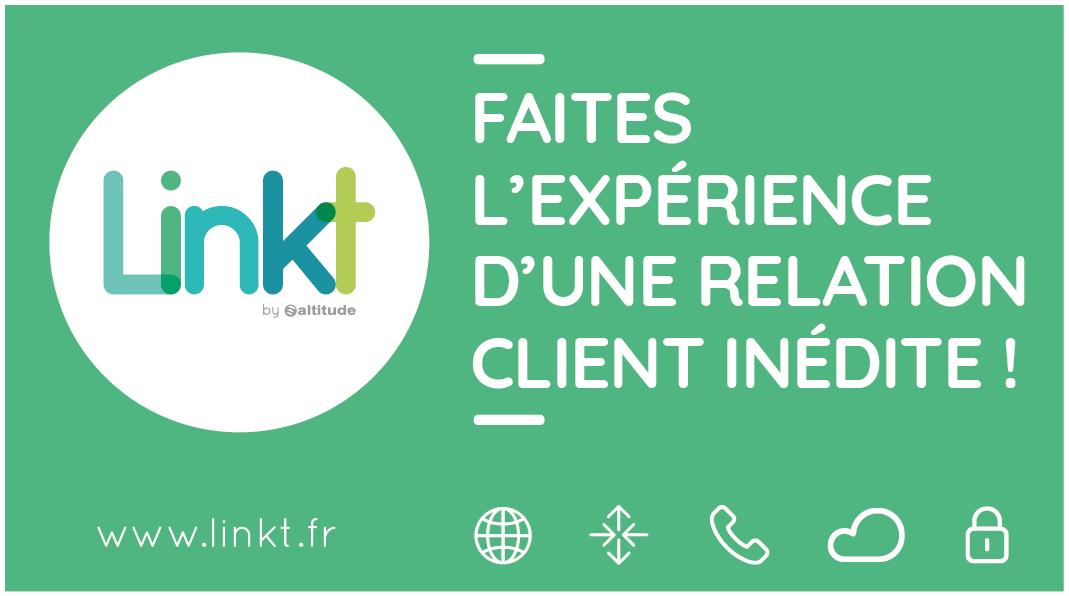 Opérateur télécoms fibre optique Linkt service client