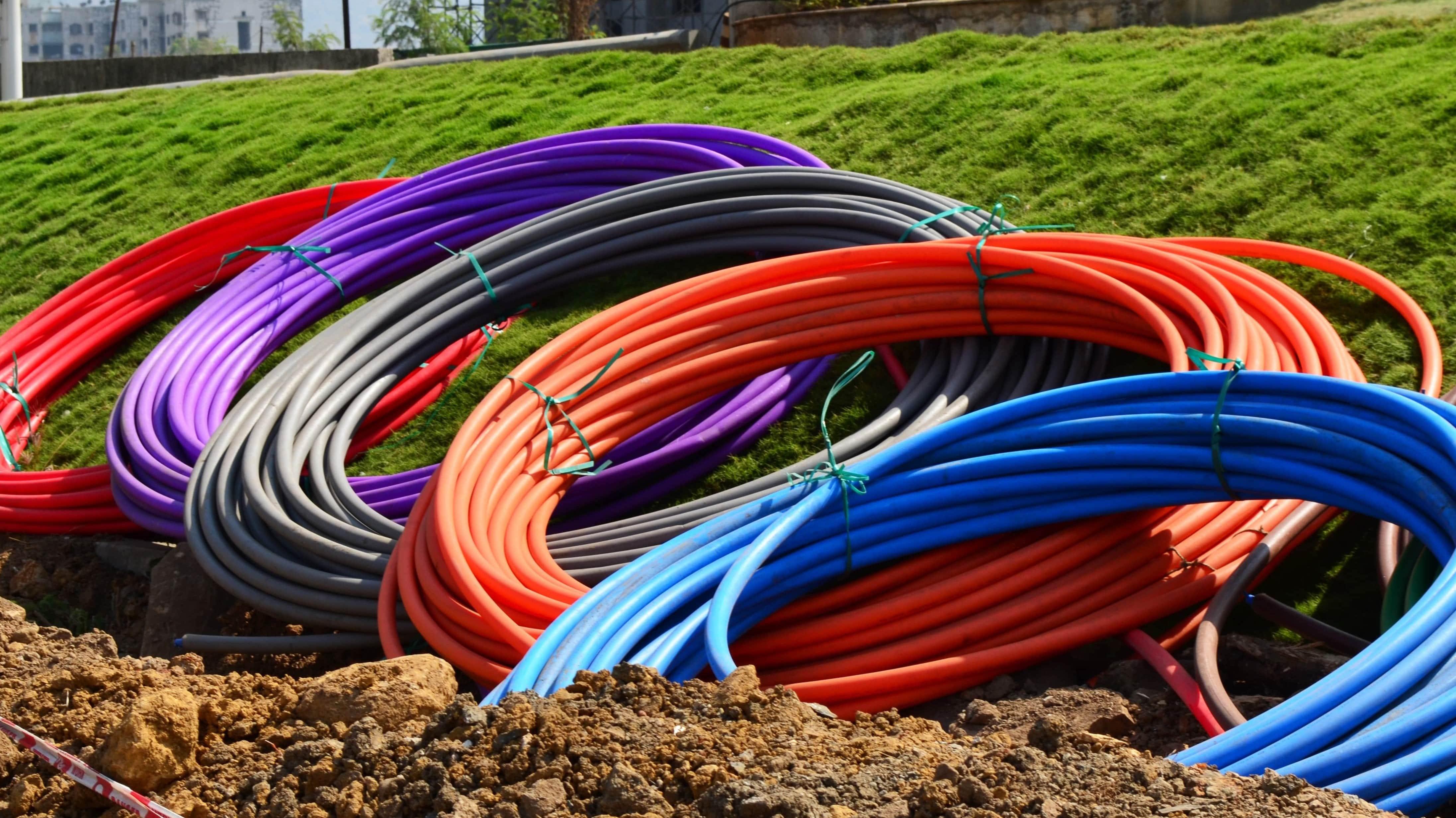 Câbles opérateur fibre optique