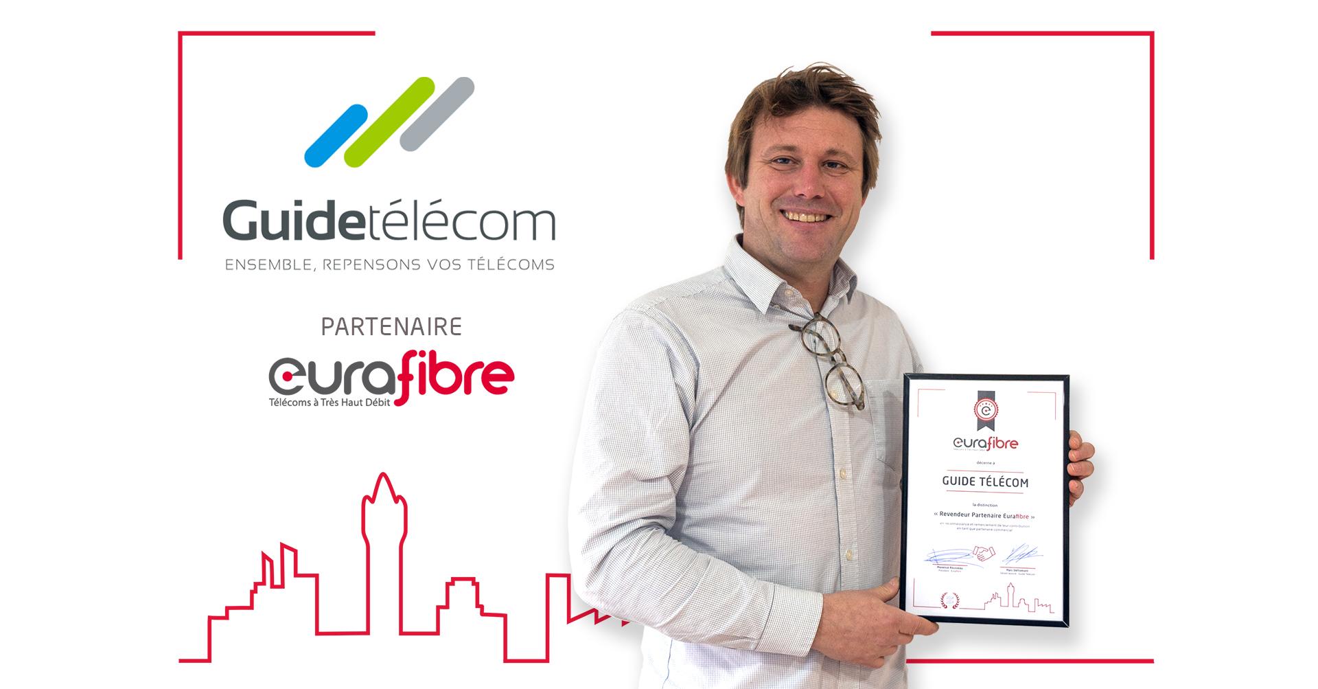 Guide télécom partenaire Eurafibre
