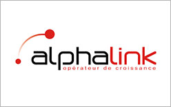 Alphalink opérateur télécom partenaire Eurafibre