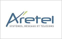 Aretel opérateur télécom partenaire Eurafibre
