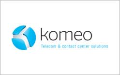 Komeo opérateur télécom partenaire Eurafibre