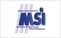 MSI opérateur télécom partenaire Eurafibre