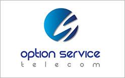 Option Service opérateur télécom partenaire Eurafibre