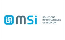 MSI partenaire opérateur fibre optique Eurafibre
