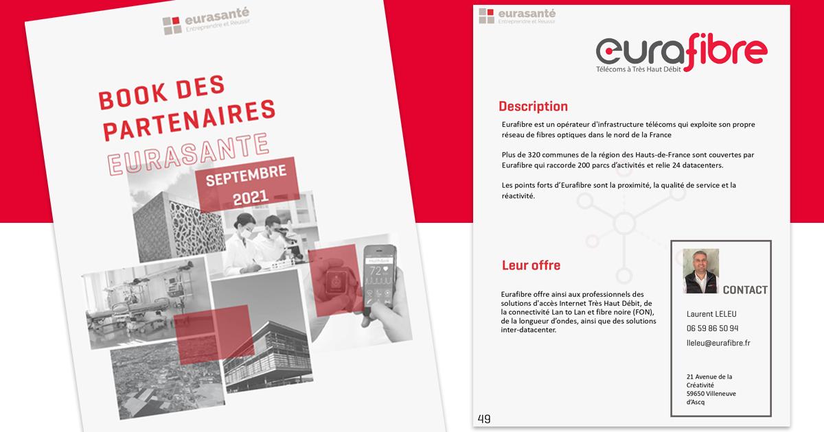 Book des Partenaires Eurasante septembre 2021