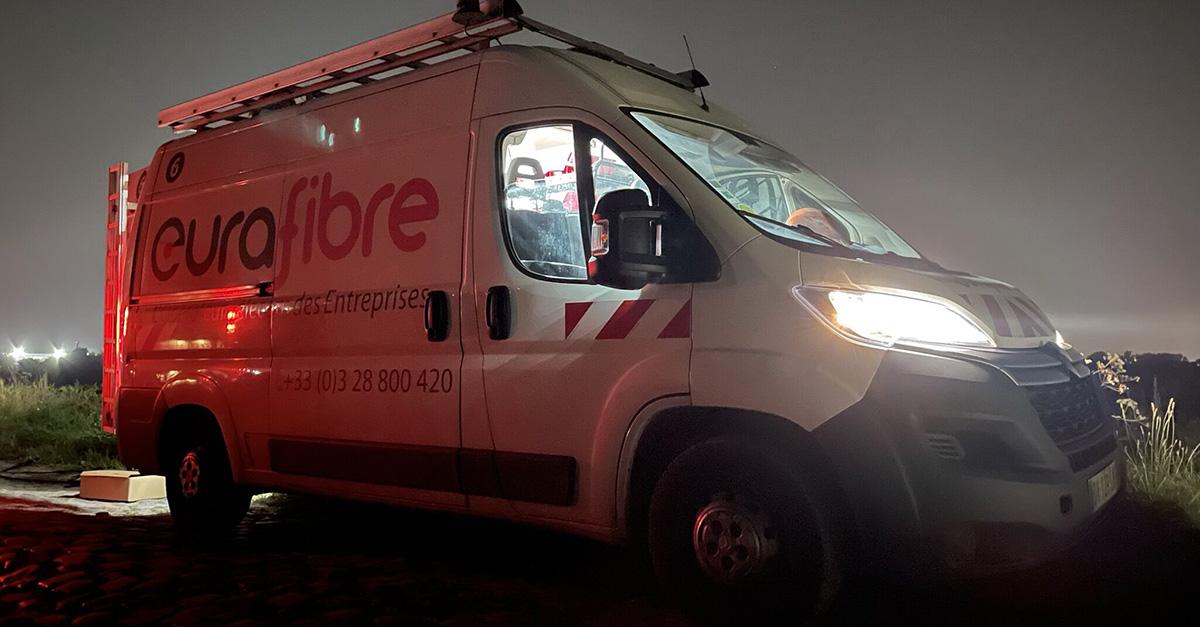 Eurafibre opérateur fibre optique Sainghin-en-Mélantois Hauts-de-France